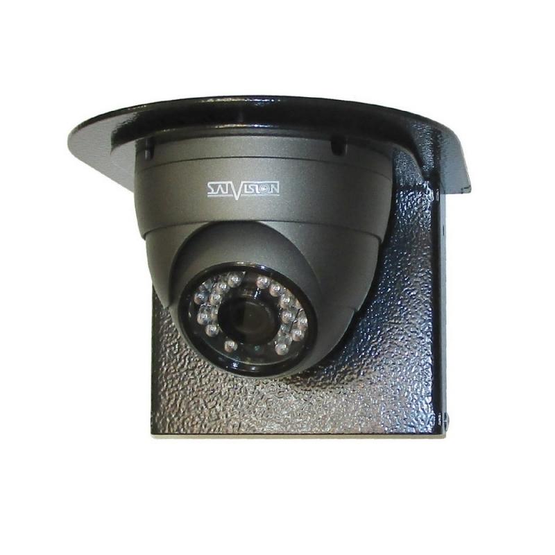 AHD видеокамера SVC-D292 SL 2.8 UTC на кронштейне НК-90
