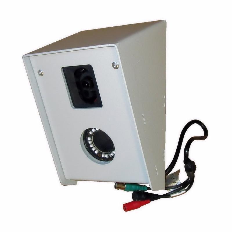 AHD видеокамера SVС 2Mp 2,8 в антивандальном корпусе КмВК