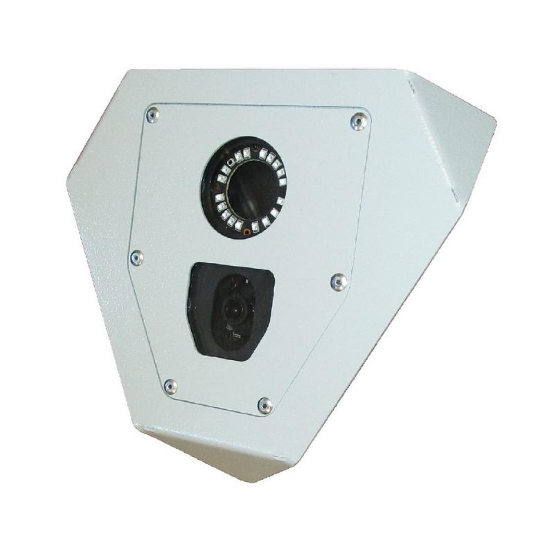 IP видеокамера MT-DW1080IP 2Mp 2,8 в антивандальном корпусе КмВК-Т