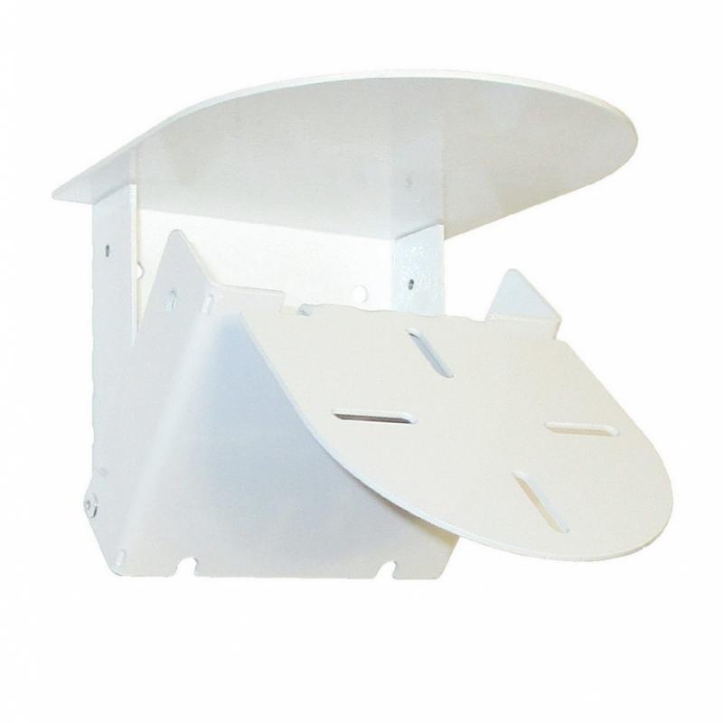 Кронштейн НК - 90 (100) для установки уличных купольных видеокамер