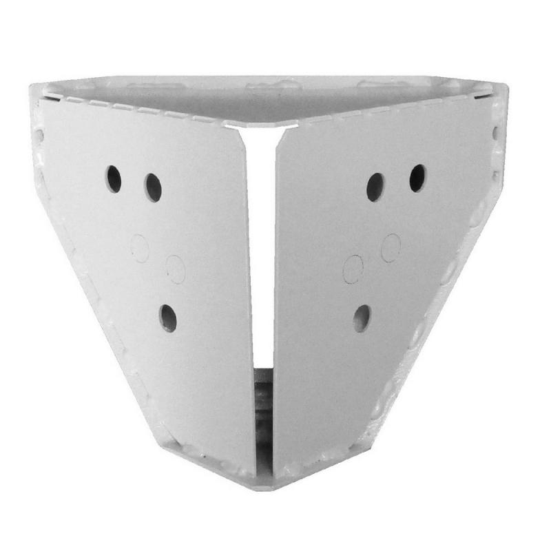 Корпус КмВК-Т. Корпус металический антивандальный для модульных видеокамер