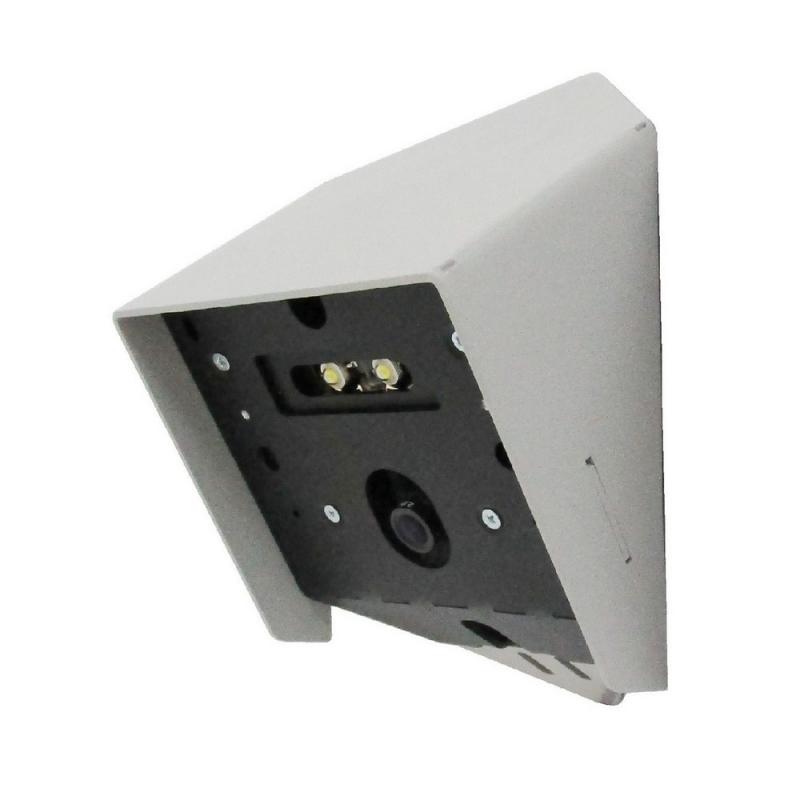 IP видеокамера AKS 2Mp 2,8 POE в антивандальном корпусе КмВК-Л
