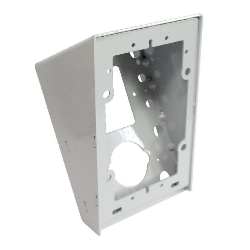 Корпус КмВК. Корпус металический антивандальный для модульных видеокамер