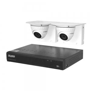 Комплект IP 2 Мп 2 DVI НК-90