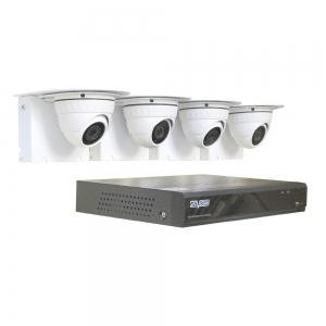 Комплект IP 2 Мп - 4 DVI НК-90