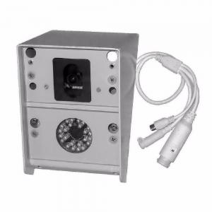 IP видеокамера AKS 2Mp 2,8 POE в антивандальном корпусе КмВК